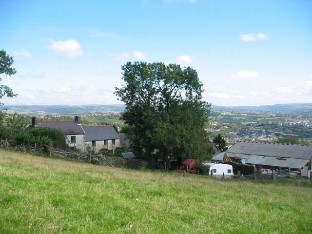 Castell-llwyd Farm