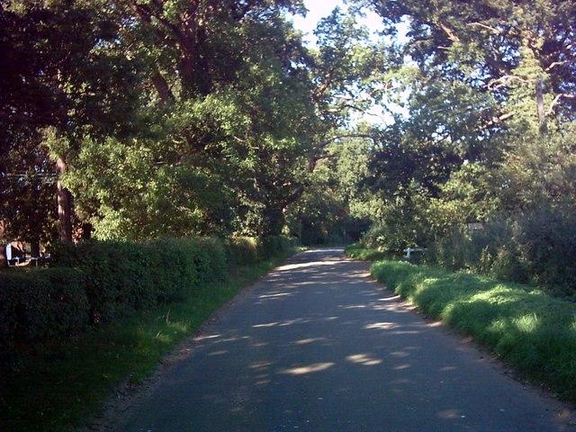 Walpole Road, Bramfield near Ibstock Farm