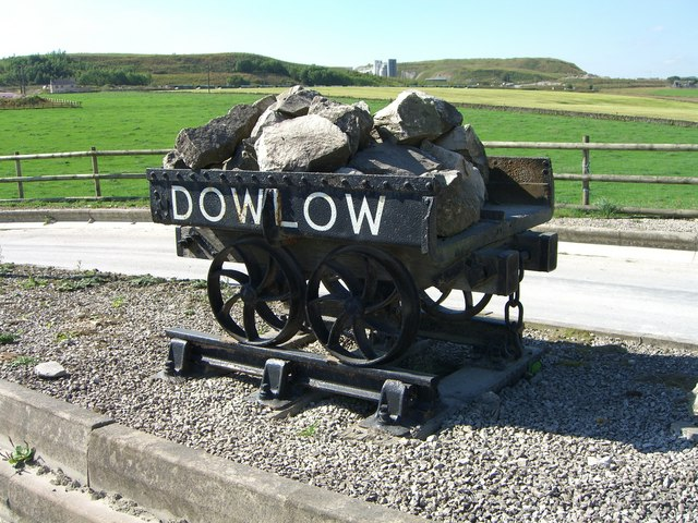 Entrance to Dowlow Works