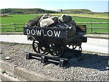 SK1068 : Entrance to Dowlow Works by Richard Whitham