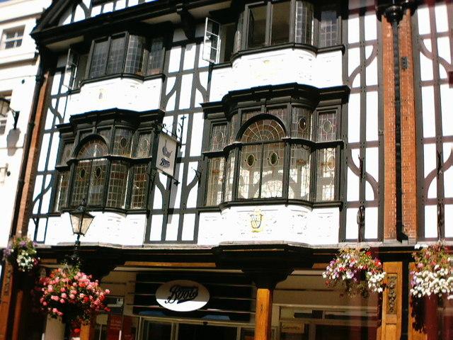 Shrewsbury - Boots