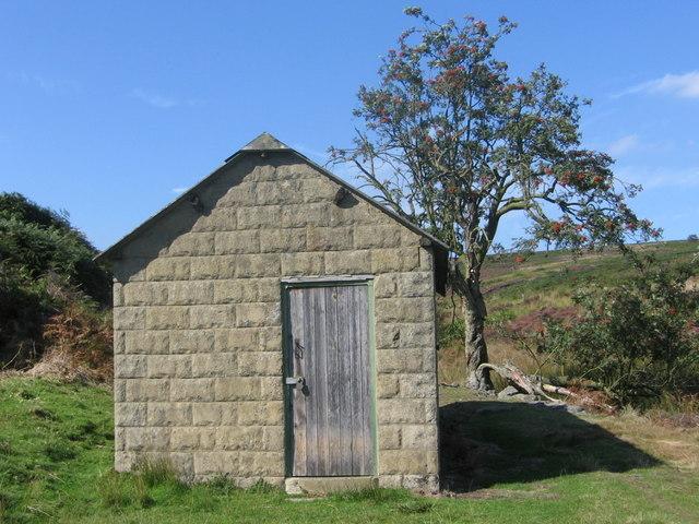 Loftshaw Gill Shooting Shelter