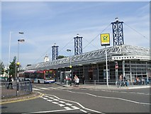 SO9596 : Bilston Bus Station by John M