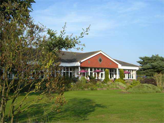 Clubhouse at Crewe Golf Club
