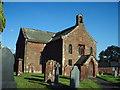 NY6129 : All Saints Church, Culgaith by Alexander P Kapp