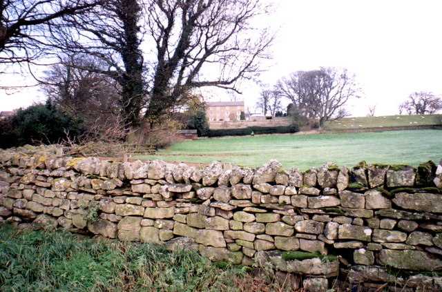 Fallowfield from the road