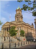 SJ3288 : Wirral Museum/ old Town Hall, Birkenhead by Peter Craine