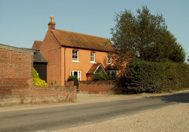 Lodge Farm, Great Horkesley, Essex