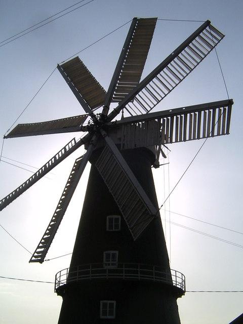 Pocklington's Mill, Heckington, Lincs