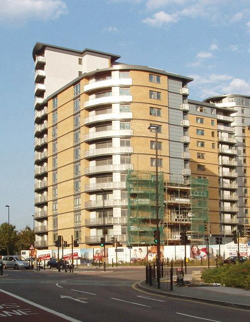 Westgate flats, Victoria Road, North Acton