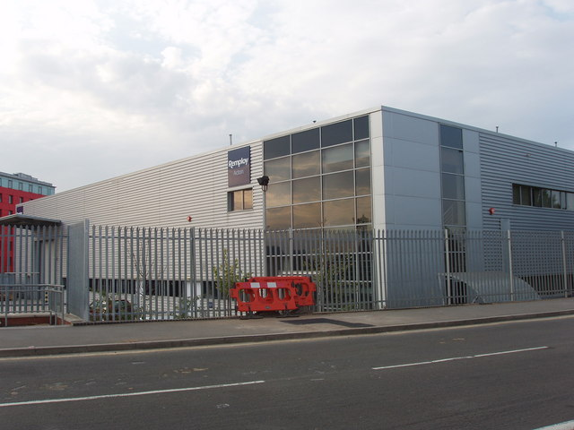Remploy factory, North Acton