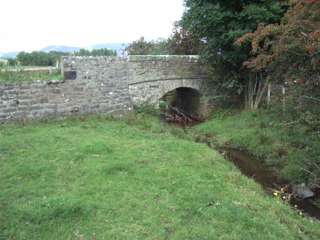 Intake Bridge over Keldhead Sike