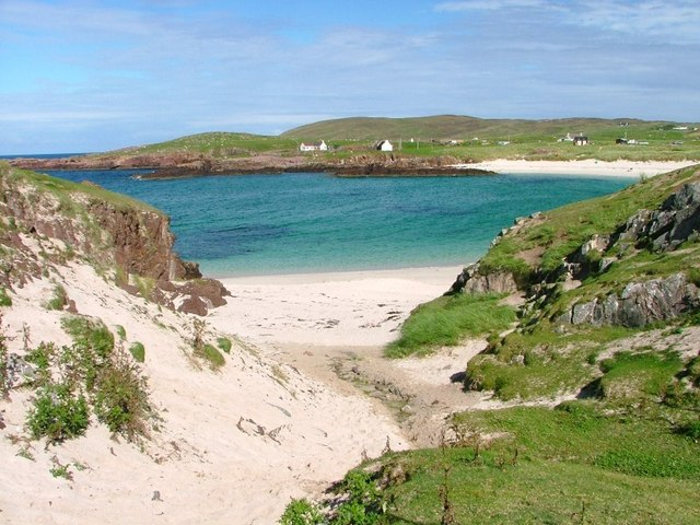 Small Sandy Inlet, Clachtoll Bay