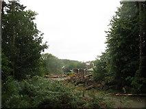 SH4555 : The Saw Mill, Plas Glynllifon by Eric Jones