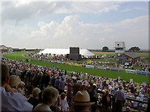 TA0139 : Beverley Racecourse by Charles Rispin
