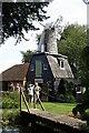 TQ2250 : Buckland Windmill by Chris Allen