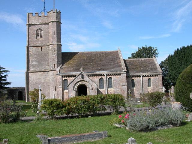 All Saints Church, Compton Greenfield