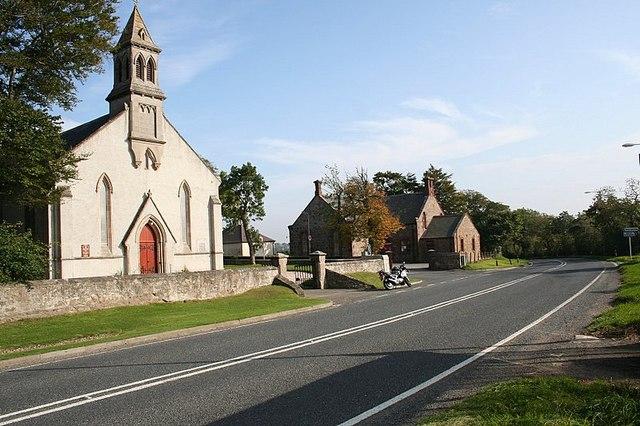Church at King Edward
