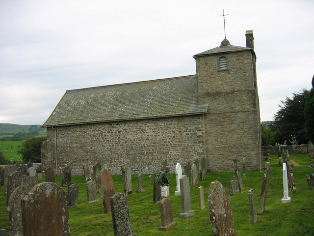 Saint Cuthbert's Church, Bewcastle