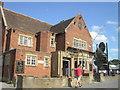 NZ5217 : The Fountain Pub, Ormesby by Darren Haddock