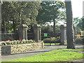 NZ5116 : Stewart Park Entrance by Darren Haddock