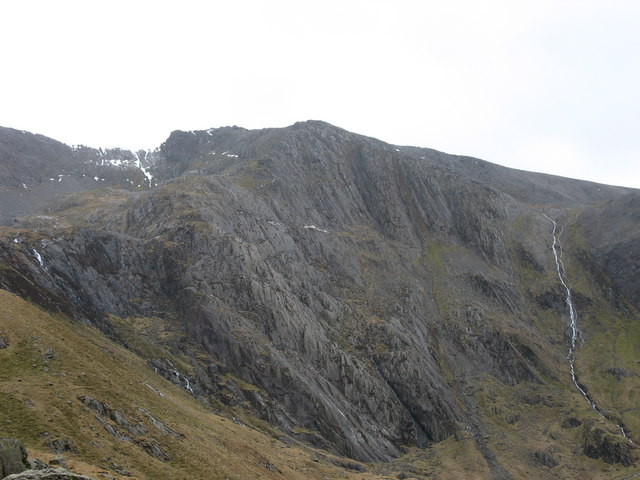 The Idwal Slabs