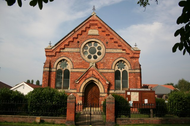 St.John's Methodist church, Tetney
