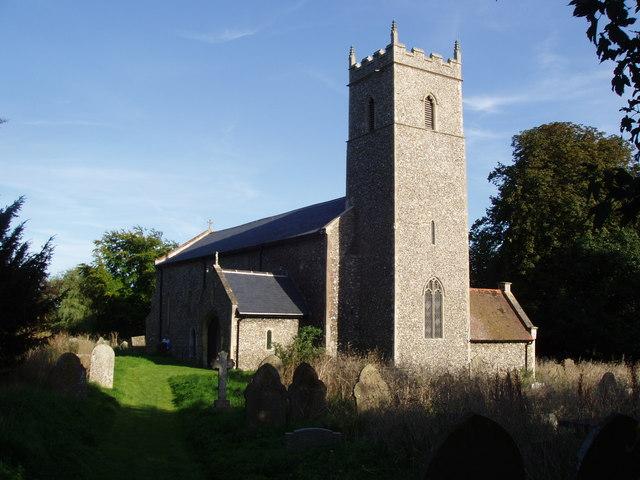 Thornage Church