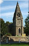 SK3030 : Findern Church by Phil Myott