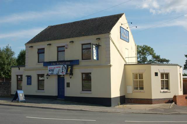 The Wheel Inn, Findern