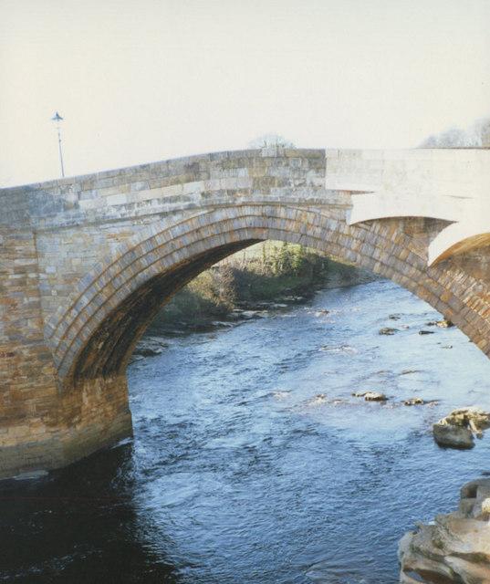 County Bridge, Barnard Castle
