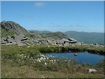 NY2807 : Small Tarn Pavey Ark by Michael Graham