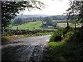 SD3682 : Road near Bigland by John Illingworth