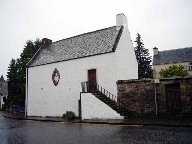 The Leighton Library, Dunblane