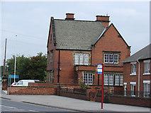 SE5023 : Knottingley Police Station, Weeland Road, Knottingley by Bill Henderson