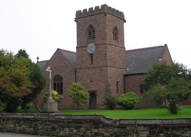 Christ Church, Wharton, Winsford