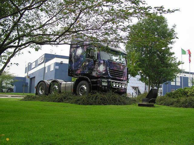 Iveco Trucks, Winsford Industrial Estate