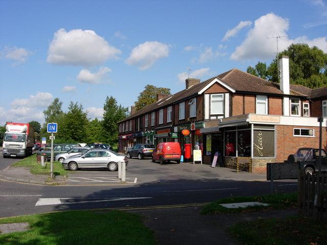 Parade of Shops, Otford