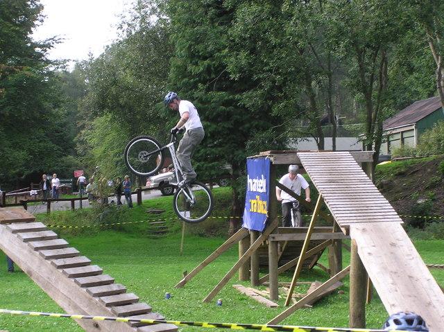 Bike Skills Demonstration : Hamsterley Forest