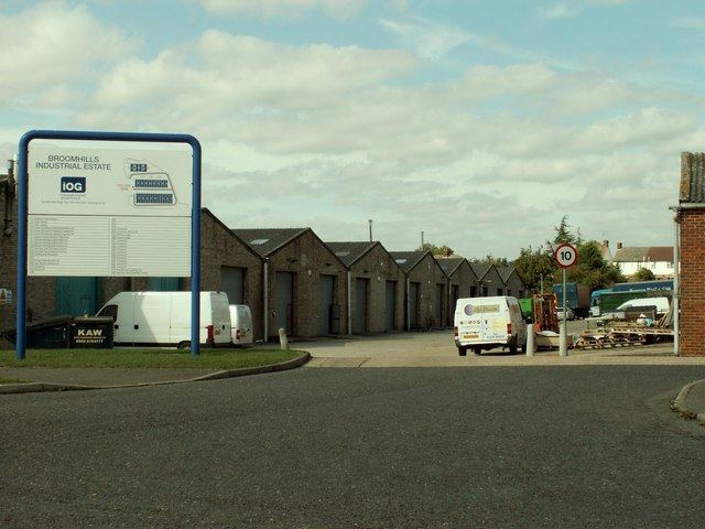 Broomhills Industrial Estate, Braintree, Essex