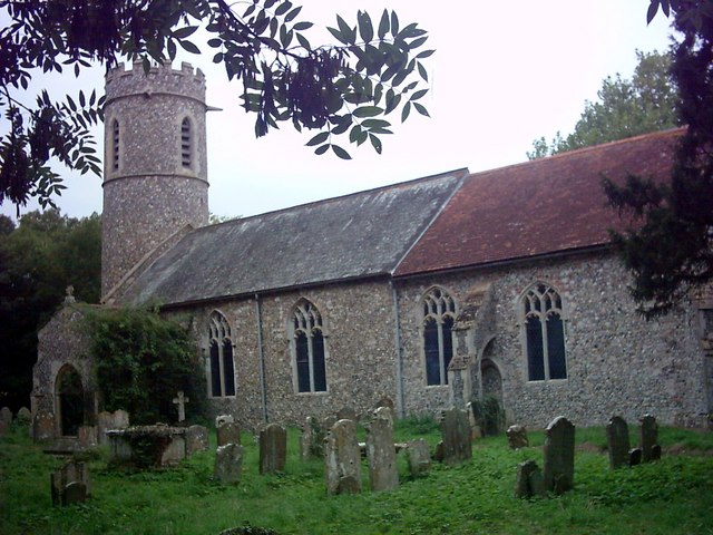St.Peter Church, Spexhall