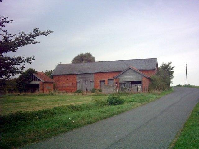 Farm Buildings at Hill Farm