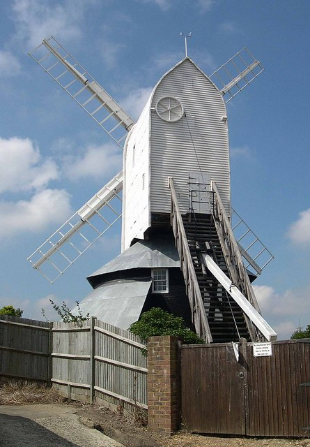 Herstmonceux Windmill Hill