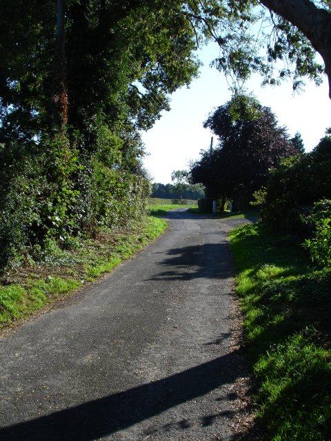 Church Lane, Challock