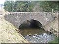 NJ5709 : Cowford Bridge by Stanley Howe