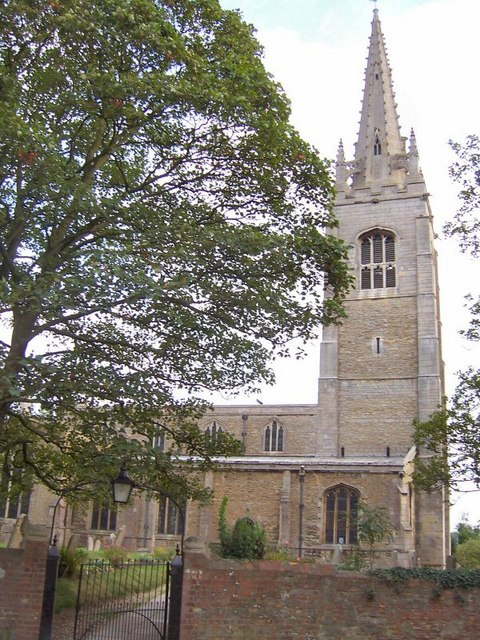 St Peter's, Yaxley