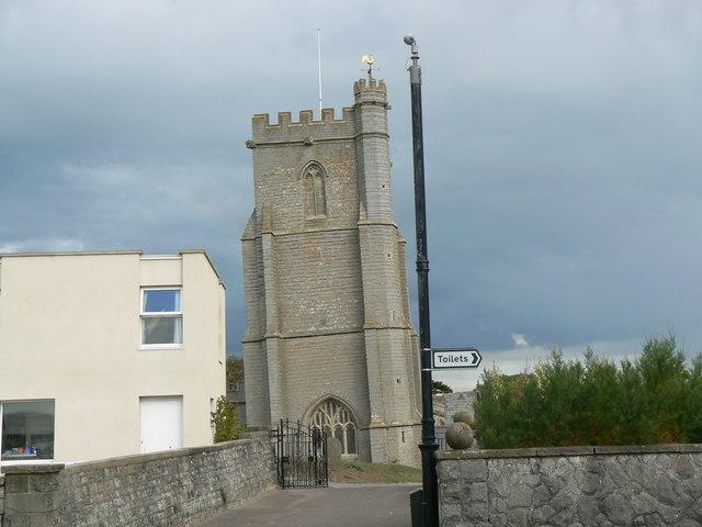 St Andrew's Church Burnham on Sea Somerset