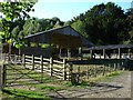 TR0149 : Barn opposite Challock Manor by Penny Mayes
