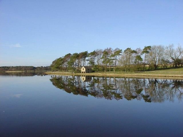 Hallington East Reservoir