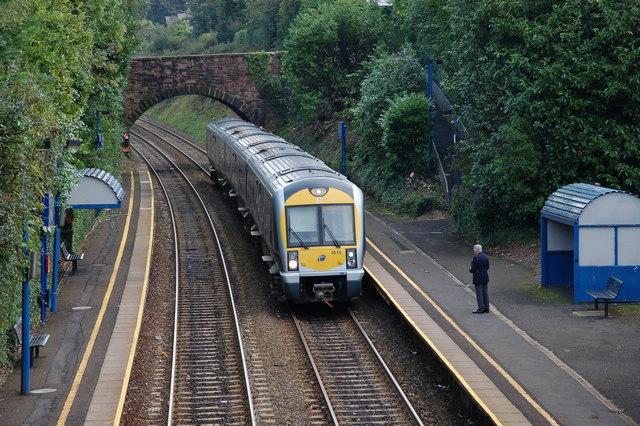 Marino station, Northern Ireland Railways